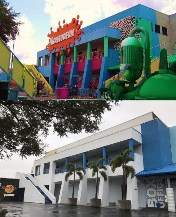 Incluso el estudio de Nickelodeon