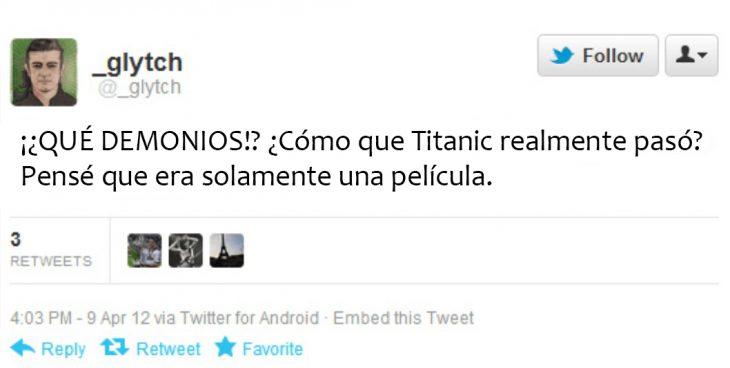 La generación Z no puede creer que Titanic está basada en un hecho real