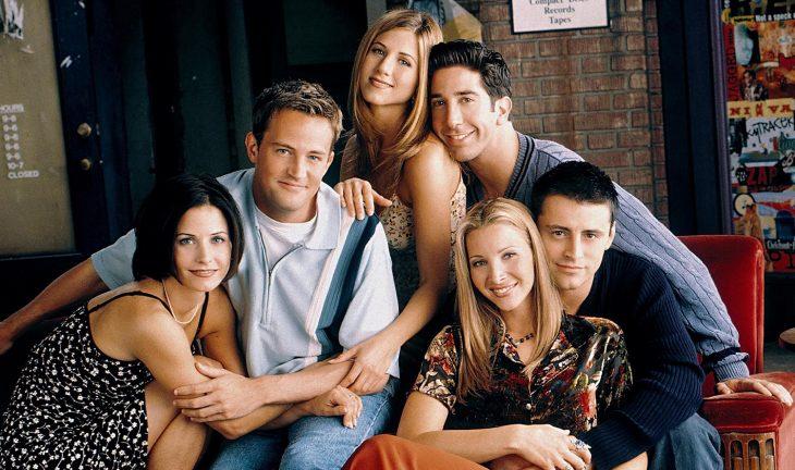 Mientras que Friends lleva 7 años en Nick at nite