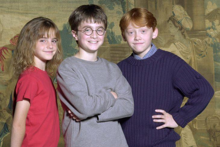 Han pasado 18 años desde que se anunció el elenco de Harry Potter y la piedra filosofal