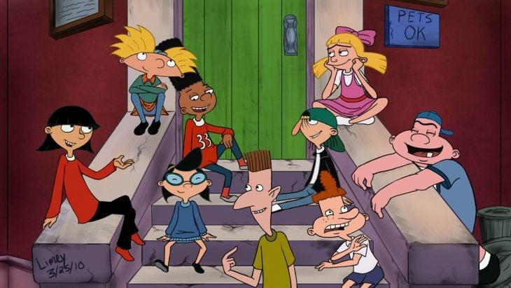 Los niños de ¡Oye, Arnold! tienen 31 años (y Harold 34)