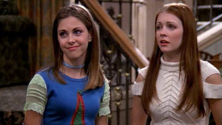 La hermana real de Sabrina apareció en el show