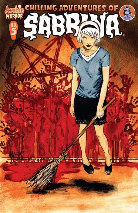 El show de Sabrina está basando en un comic
