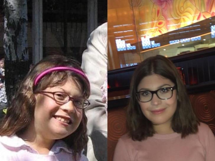 chica con anteojos