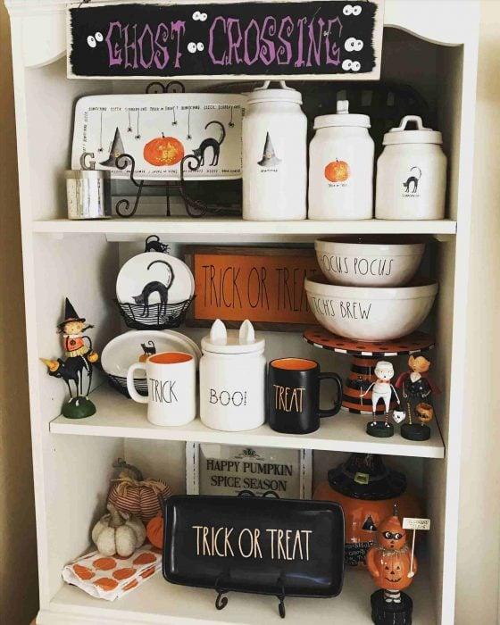 Artículos de cocina para halloween