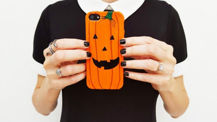 Phone case para halloween
