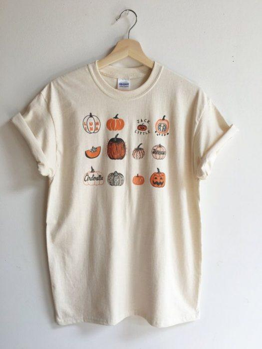 Camiseta para halloween