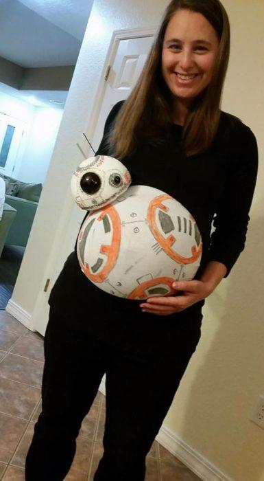 Disfraces para embarazadas este halloween