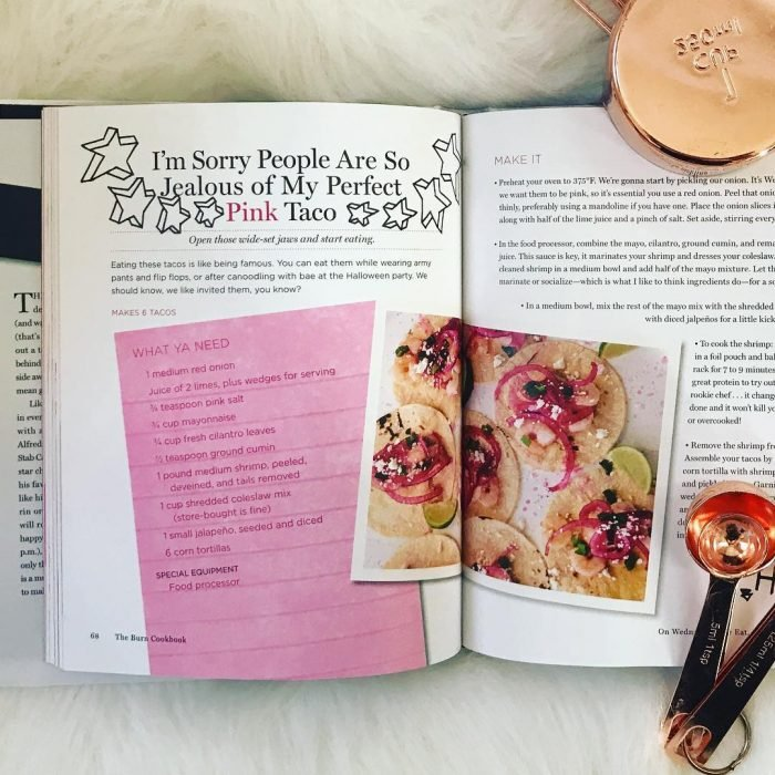 reeta de cocina del libro de cocina de chicas pesadas