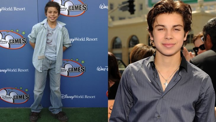 Jake Austin antes y después de ser estrella de Disney