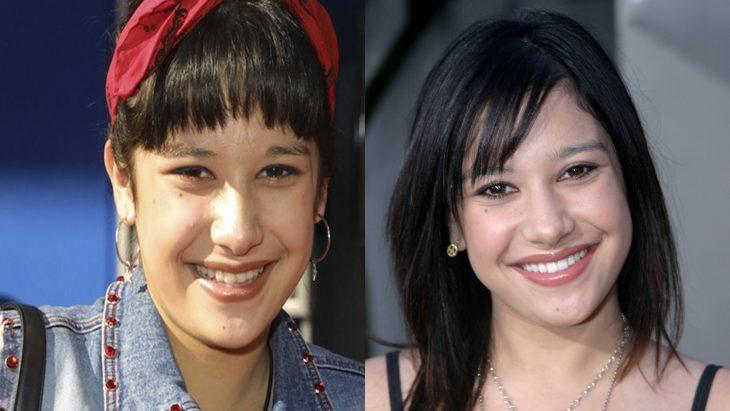 Lalaine vergara antes y después de ser estrella de Disney