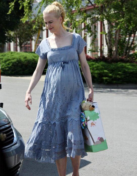 20 Famosas que decidieron ser madres después de los 40 años