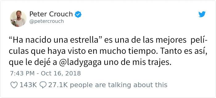 comentario Twitter Lady Gaga