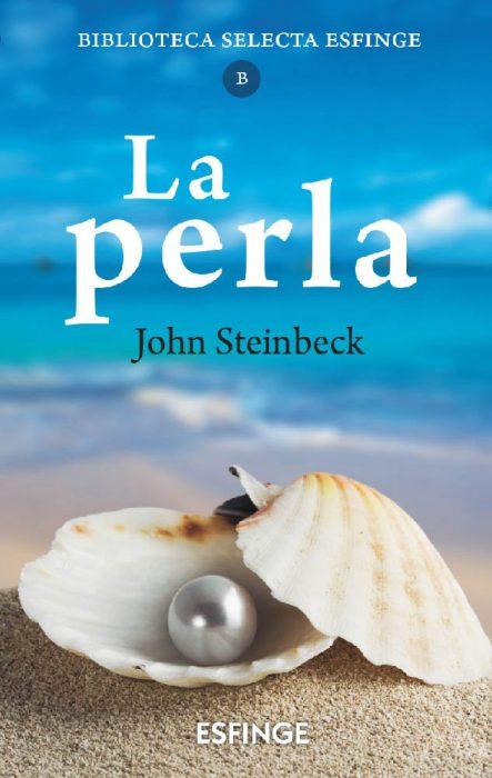 portada del libro La perla