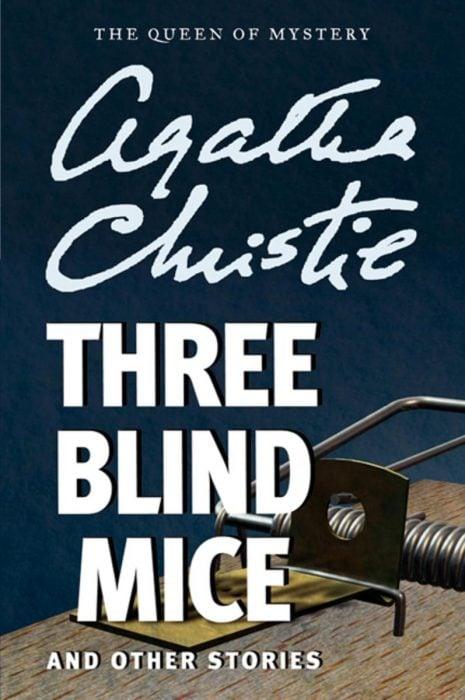 portada de libros de Agatha Christie