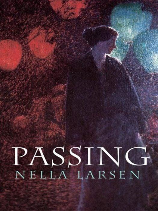 portada del libro passing