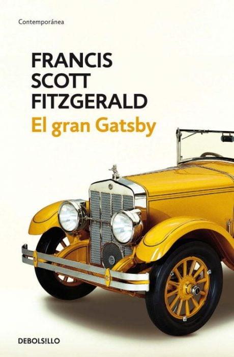 copertina del libro il grande gatsby