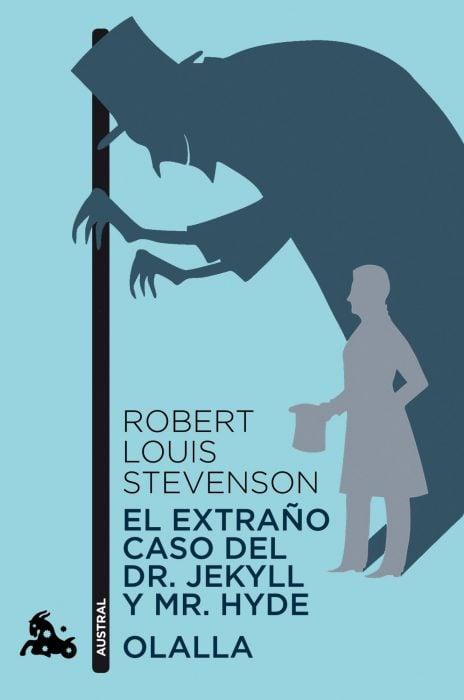 copertina del libro Lo strano caso di Dr. Jekyll e Mr. Hyde