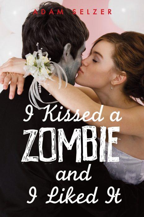 portadas del libro Iliked kissed zombie