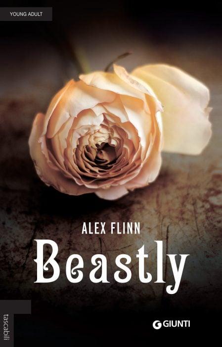 portadas del libro Beastly