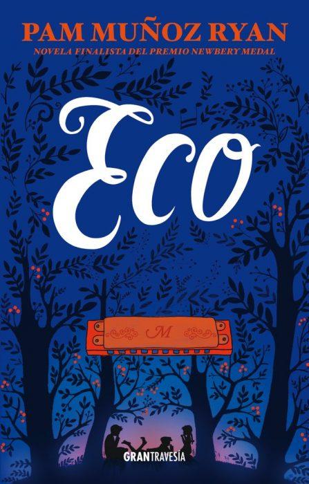 portada del libro Eco