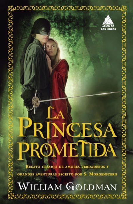 Portada del libro la princesa prometida