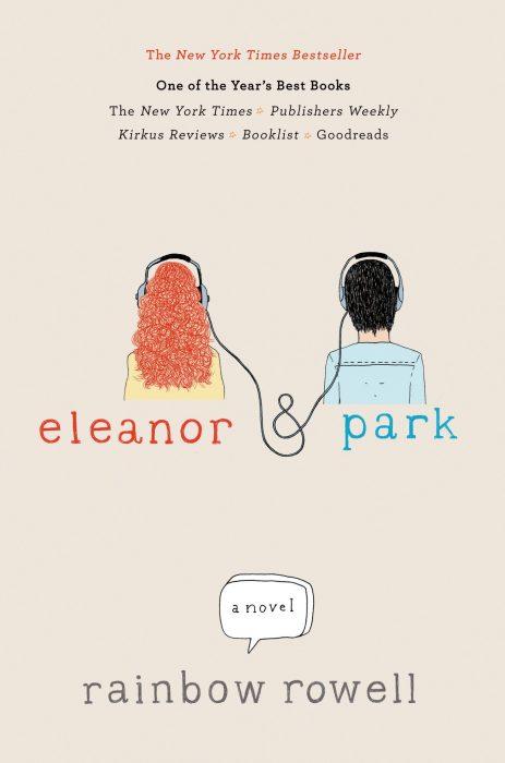 Portada del libro eleanor & park