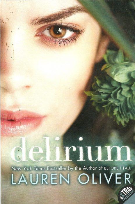 Portada del libro Delirium