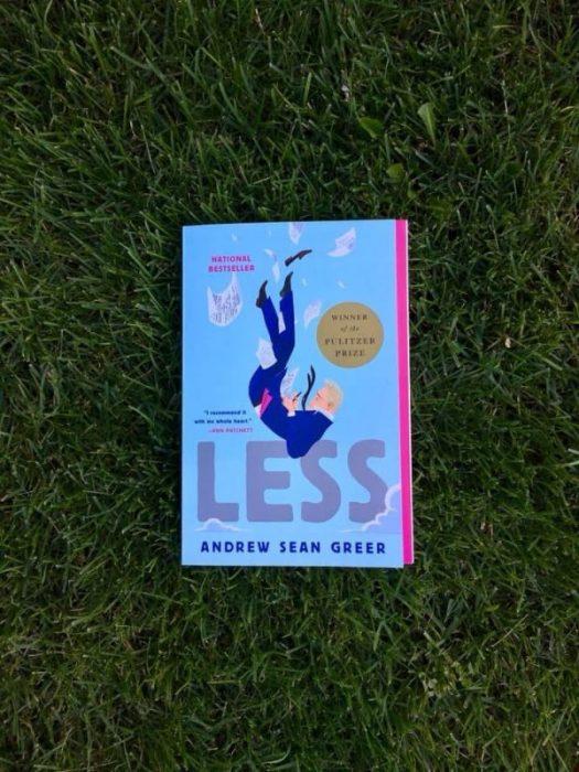 Portada del libro Less