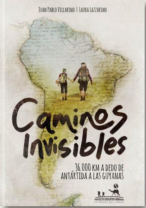 Portada del libro Caminos invisibles