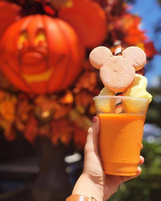 Postre que puedes comer en Disneyland