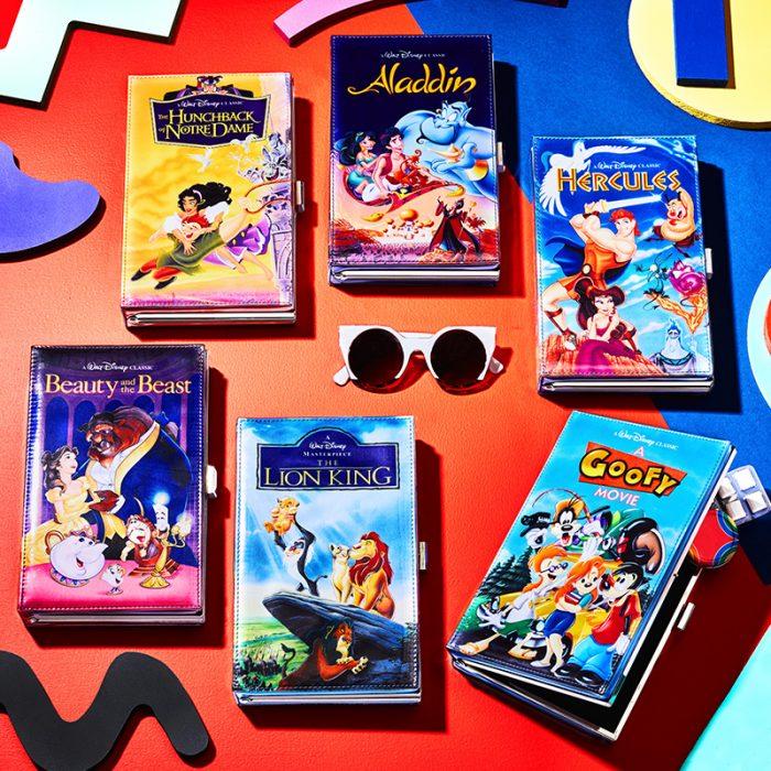 Estuches de maquillaje de películas Disney
