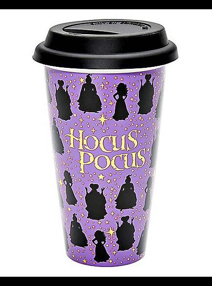 Productos inspirados en hocus pocus para este halloween