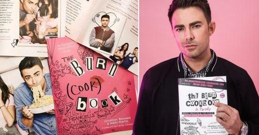 The Burn Cookbook es el libro de cocina escrito por Aaron Samuels
