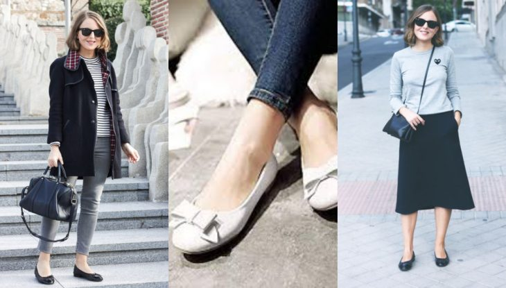 zapatos de punta redonda