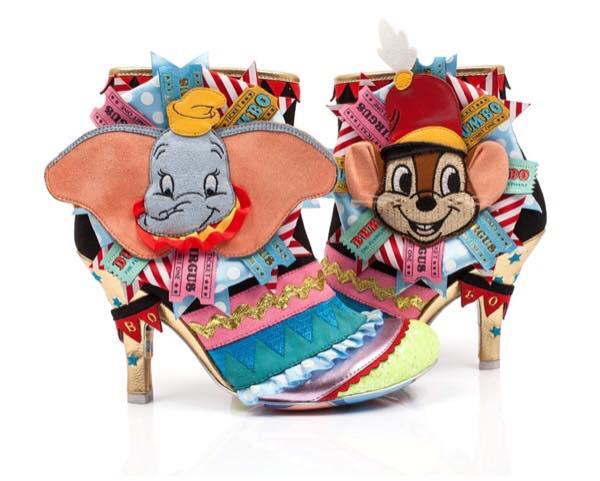 botas altas con personajes de Dumbo
