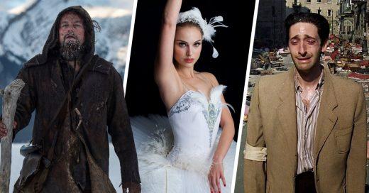 14 Actores que fueron más allá de solo aprenderse sus líneas