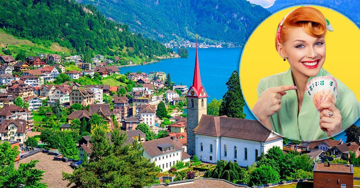 En suiza te pagan 60 mil euros por vivir ahí, este podría ser tu siguiente trabajo