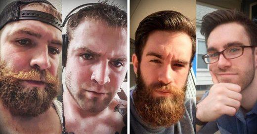 """15 Pruebas de que rasurarse la barba en los hombres es el """"cerrando ciclos"""" de las mujeres"""