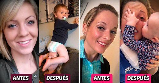 15 Mujeres antes y después de experimentar la maternidad