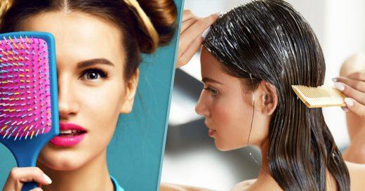 10 Trucos para cepillar tu cabello de manera correcta; tu melena lo agradecerá