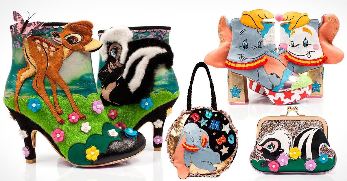 Zapatos inspirados en Disney: el nuevo objeto de deseo de las fashionistas