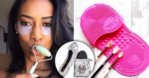 15 Artículos de belleza que las chicas poco diestras agradecemos