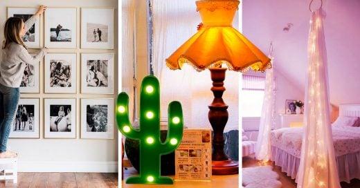 13 Lindos accesorios que harán de tu departamento el mejor lugar para vivir