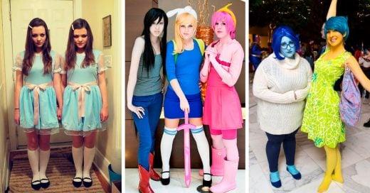 21 Disfraces de Halloween para mejores amigas; ¡demuestren que son inseparables!