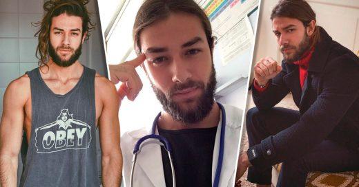 Este guapo doctor italiano está robando los suspiros de las mujeres en instagram