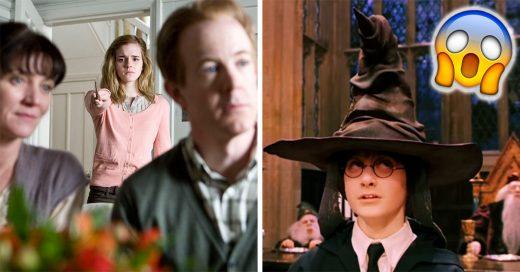 18 Cosas que se añadieron y omitieron en las cintas de 'Harry Potter' ; algunas cambiaron el curso de la historia