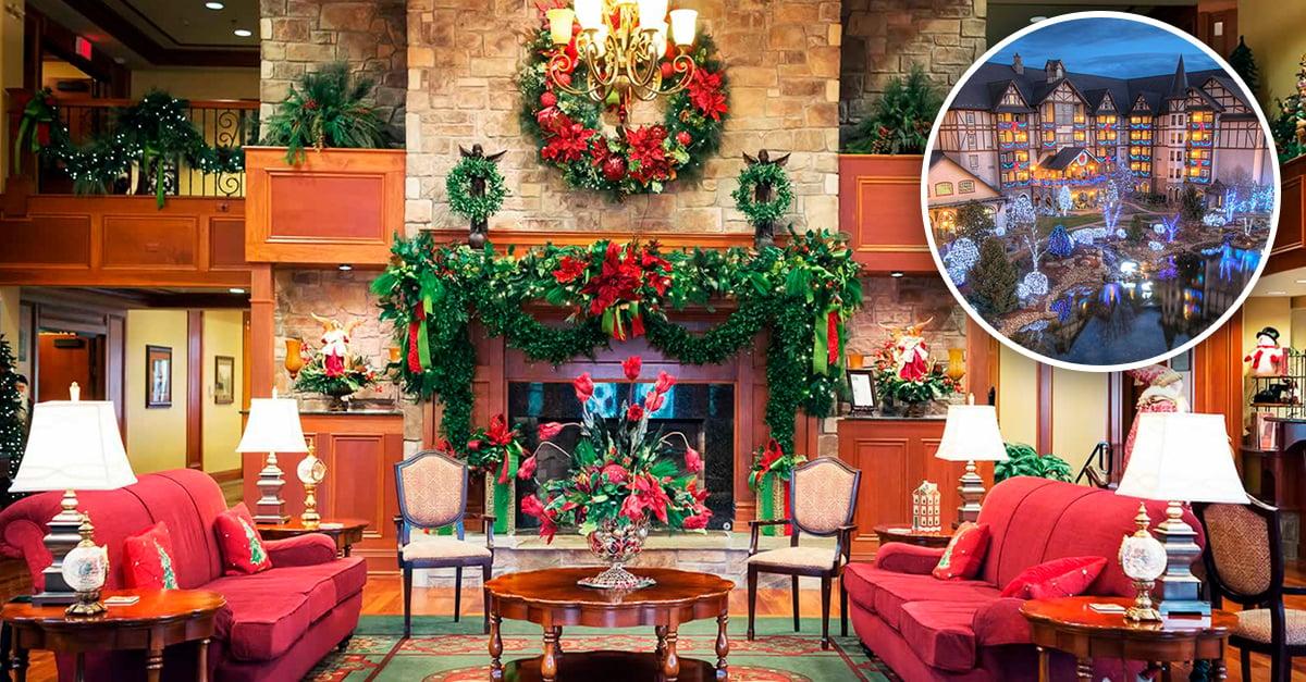 En este hotel puedes celebrar Navidad cualquier día del año
