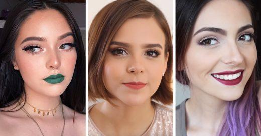 10 Looks de maquillaje para cuando ya te aburriste de usar siempre lo mismo