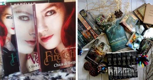 16 Libros que solo las chicas amantes de las criaturas míticas se atreverán a leer